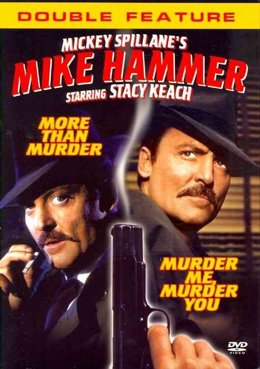 MICKY SPILLANE'S MIKE HAMMER BY KEACH,STACY (DVD)